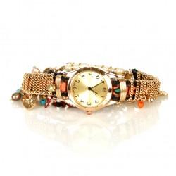 Chain Wrap Around Watch Bracelet